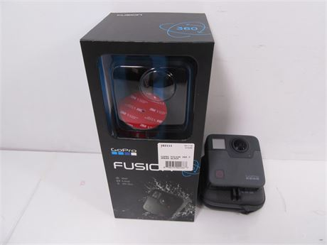 Cash Converters - Gopro Action Camera FUSION 360 BLACK SBDC1