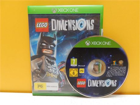 Cash Converters - Lego Dimensions + Lego - Xbox One Game - #