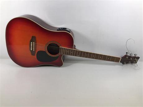 Cash Converters Ashton Acoustic Guitar