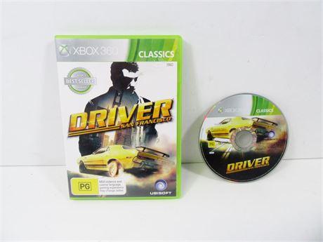 Cash Converters - Driver San Francisco Xbox 360 Game
